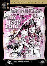MY FAIR LADY Special Ed. New 2 Dvd AUDREY HEPBURN REX HARRISON ***