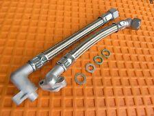 CB750 four Honda F1 F2 K7 K8    oil hoses    restored