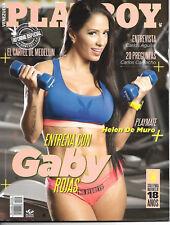 Playboy Venezuela - 2015/04 Helen de Muro Gaby Rojas Kristen Hart Julia Rosa