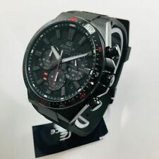 Men's Casio Edifice Solar Power Chronograph Watch EQS800CPB-1AV EQS-800CPB-1A