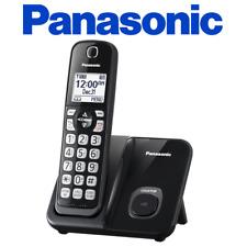 Panasonic KX-TGD510B DECT 6.0 1.93 GHz Cordless Phone - Black (kxtgd510b)