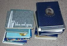 choice Robert E. Lee High School Yearbook Jacksonville FL Blue and Gray Annual