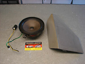 93-95 W124 400E 300E 500E E320 E420 E500 Speaker Left Rear
