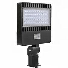 150W LED Light Fixture Energy Efficient Parking Lot Playground Shoe Box Light