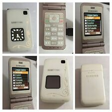 CELLULARE SAMSUNG SGH E420 GSM UNLOCKED SIM FREE DEBLOQUE