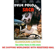 DVD DVIJE POLOVINE SRCA film 1982 remastered Mirjana Karanovic Ljubisa Samardzic
