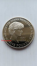 ROYAL MINT 1999*UNC*IN LOVING MEMORY OF PRINCESS DIANA £5 FIVE POUND COIN-KM#997