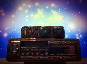 PIONEER KEH-P6200-W 💥RARE VINTAGE💥 Car Audio Cassette Player