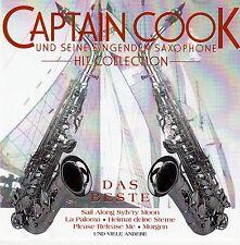 CAPTAIN COOK & SEINE SINGENDEN SAXOPHONE : HIT COLLECTION / CD