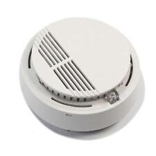 Smoke Detector Fire Alarm Photoelectric Smoke Warning Cordless Battery