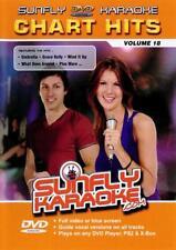 CHART HITS VOL 18 KARAOKE MULTIPLEX DVD - 12 TRACKS