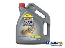 Castrol   Motorenöl 10W-40 GTX Ultraclean A3/B4 [5 L] (15A4D5) Motorenöle