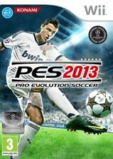 Pro Evolution Soccer 2013 Nintendo Wii PAL VERY GOOD CONDITION WITH MANUAL