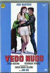 VEDO NUDO Con Sylvia Koscina DVD NUOVO