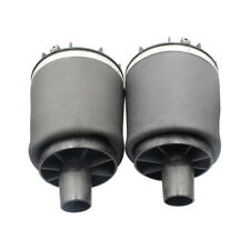 Pair Rear Air Suspension Spring Bag For Cadillac DTS 15877065 15877066 2006-2011
