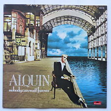 ALQUIN Nobody can wait forever  2480262   france
