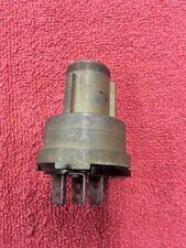 1961 Pontiac Tempest NOS Delco Remy  6-Terminal Ignition Switch #1116590