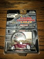 Racing Champions 1:64 50 Fastest Die Cast Collectible Car 1997 Plymouth Prowler
