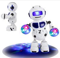Toddler ROBO - SMART ROBOT Luce Bel Giocattolo per ragazzi bambini Regalo Musica
