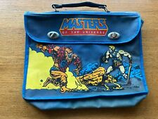 Rare Masters of the Universe Backpack Tote Bag He Man 1984 Beastman He-Man