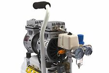 Kompressor 2 Zylinder, 30l, 53-60db, Leiseläufer, Leise, Low Noise