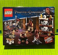 Lego Pirates Of The Caribbean The Captains Cabin New (4191)