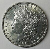 USA MORGAN DOLLAR 1886