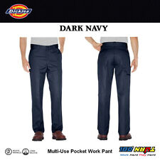 8038 DICKIES WORK PANTS MULTI  POCKET STRAIGHT CLASSIC FIT CELL PHONE POCKET