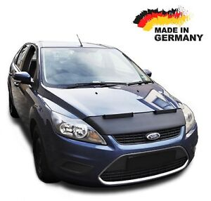 Hood Bra Ford Focus Turnier Front End Car Mask Cover Bonnet Stone protection