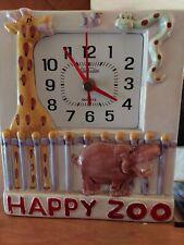 New listing Sunbeam Wall Clock For A Nursery