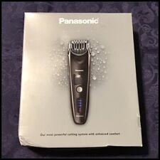 Panasonic ER-SB40-K Precision Power Beard Men's Trimmer with Linear Motor -...