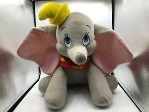 Large Official Disneyland Dumbo Elephant Disney World Plush Stuffed Toy Animal