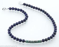 Echtschmuck mit Lapis Lazuli-Halsketten aus für Damen
