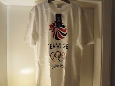 Team GB Olympic Hero T Shirt Large BNWT Adidas London 2012