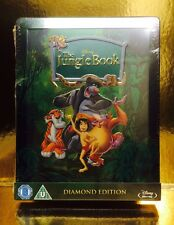 STEELBOOK Blu-ray THE JUNGLE BOOK [ Zavvi Limited  ]
