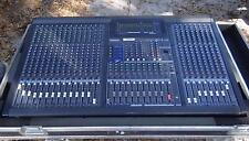 YAMAHA GA24/12 PROFESSIONAL/COMMERCIAL HIGH PERFORMANCE24 CHANNEL MIXING CONSOLE