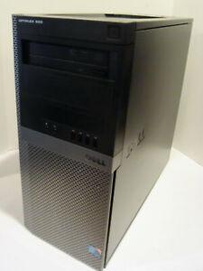 Dell Optiplex 960 PC Desktop (Intel Core 2 Duo 3.16GHz 4GB 80GB Win 10 Pro)