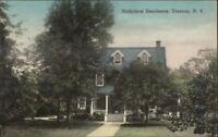 Trenton NY Nicholson Residence c1910 Postcard