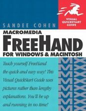 Macromedia FreeHand MX for Windows & Macintosh (Visual QuickStart-ExLibrary
