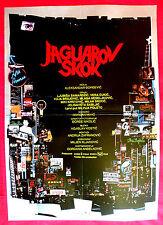 JAGUAROV SKOK  1984 JAGUAR'S LEAP SAMARDZIC CUKIC BRAJOVIC EXYU MOVIE POSTER # 4
