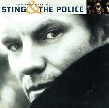 (CD) The Very Best Of Sting & The Police - Every Breath You Take, Roxanne, u.a.