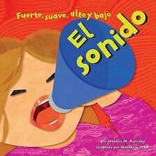 NEW El sonido: Fuerte, suave, alto y bajo (Ciencia asombrosa) (Spanish Edition)