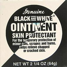 Black - White Ointment 2.25 oz (Pack of 3)