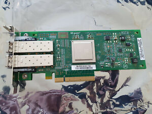 QLogic QLE2562 PCIe 8Gb dual Fibre Channel Netzwerkk 2x 8Gbps SFP FC PCI-E 2.0