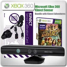 XBox 360 Kinect Sensor Bundle - *with Kinect Adventures*