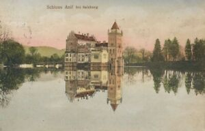 Wasserschloss Anif bei Salzburg gl1911 136.027