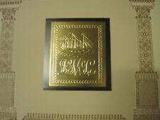 Briefmarken-Raritäten in Gold Die Lady McLEOD 1847  #567
