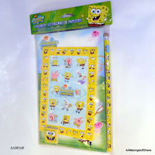 Sponge Bob Square Pants Stationary Ensemble De Papeterie Paper Pencil Eraser NEW