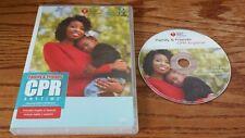 Family & Friends: CPR Anytime (DVD) American Heart Association lifesaving skills