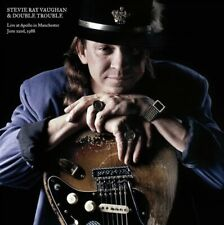 Stevie Ray Vaughan & Double Trouble - Live At Apollo In Manchester 1988 Vinyl Lp
